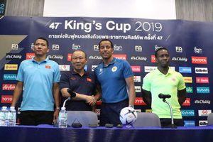 HLV Park Hang Seo: Đến King's Cup mới biết Curacao