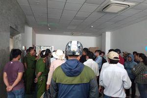 Hàng trăm người 'bao vây' công ty ở Sài Gòn đòi tiền góp vốn
