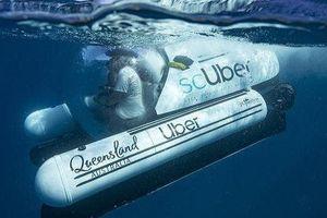 Trải nghiệm tàu ngầm Uber đầu tiên trên thế giới với giá 3.000 USD/ giờ