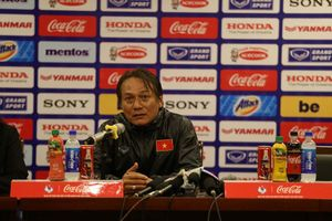 HLV Park Hang Seo chỉ đạo từ xa đối với U23 Việt Nam