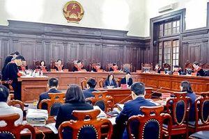 Kỳ họp tháng 5/2019 của Hội đồng thẩm phán: Một số vấn đề nghiệp vụ