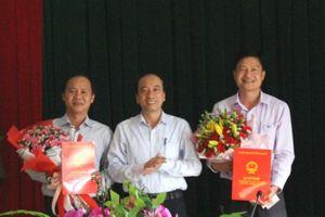 Nhân sự mới TP.HCM, Cần Thơ, Đắk Lắk