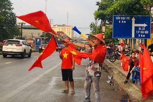 SVĐ Việt Trì, Phú Thọ 'nóng hừng hực' trước trận giao hữu U23 Việt Nam vs U23 Myanmar