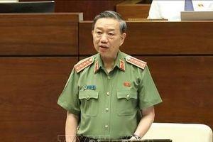 Không để Việt Nam trở thành nơi trung chuyển ma túy quốc tế
