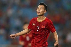 Triệu Việt Hưng, Tiến Linh ghi bàn giúp U.23 Việt Nam thắng Myanmar trong trận 'thủy chiến'