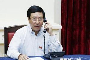 Singapore lên tiếng giải thích về phát biểu của Thủ tướng Lý Hiển Long