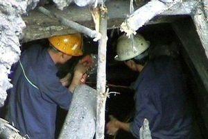 Một công nhân mỏ tử vong do bục nước hầm lò