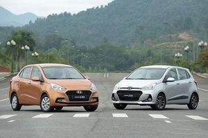 VinFast Fadil, Honda Brio chuẩn bị ra mắt, Hyundai Grand i10 lập tức giảm giá