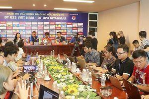 U23 Việt Nam – U23 Myanmar: Lễ hội bóng đá nơi đất Tổ