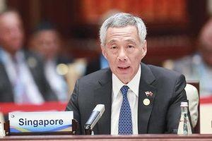 Singapore khéo léo giải thích về phát biểu của Thủ tướng Lý Hiển Long