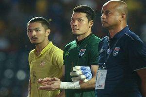Thủ môn Thái Lan nói gì khi biếu không tuyển Việt Nam 1 bàn thắng?