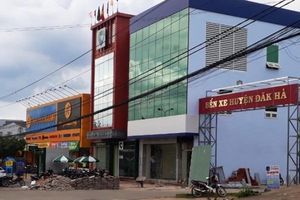 Chuyện lạ ở Kon Tum: Doanh nghiệp 'biến' bến xe thành siêu thị