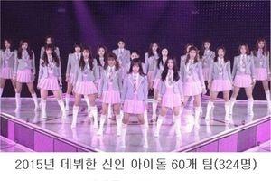 Chưa nói đến làm idol, chỉ cần trở thành một thực tập sinh Kpop và được debut đã khó khăn vô vàn