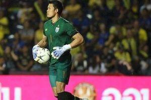 Thủ môn Thái Lan xin lỗi NHM, quyết đánh bại Ấn Độ giành giải Ba