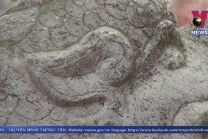 Bảo tồn linh vật Nghê Việt ở Hải Dương