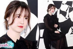 'Nàng cỏ' Goo Hye Sun lộ bụng bầu sau 3 năm kết hôn, liệu cô và ông xã Ahn Jaehyun đã có tin vui?