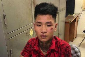 Hà Nội: Khởi tố, tạm giam đối tượng xăm trổ tông gục trung úy CSGT