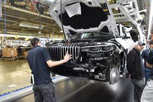 BMW khánh thành nhà máy tỷ USD tại Mexico, bất chấp 'sức ép' từ Tổng thống Trump