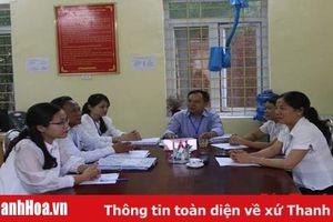 Trung tâm Hòa giải, đối thoại huyện Tĩnh Gia - nơi giải quyết hiệu quả các tranh chấp