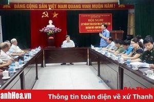 Lấy ý kiến góp ý vào dự thảo thông báo của Mặt trận tại kỳ họp thứ 9 - HĐND tỉnh khóa XVII