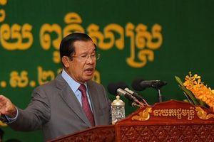 Thủ tướng Campuchia chỉ trích phát biểu của ông Lý Hiển Long