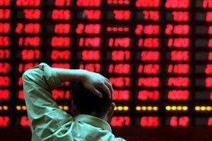 Cổ phiếu châu Á bàng hoàng vì bất ổn thương mại diễn ra