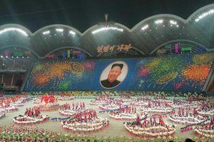Ông Kim Jong Un phiền lòng, chương trình đồng diễn Triều Tiên bị tạm hoãn