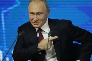Tổng thống Putin tuyên bố không ngại rút hiệp ước cắt giảm hạt nhân với Mỹ