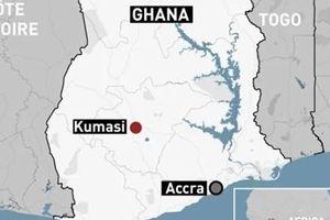 Hai sinh viên Canada bị bắt cóc tại quốc gia 'an toàn nhất Tây Phi'
