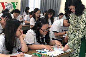 TP HCM vào mùa cao điểm ôn thi THPT Quốc gia năm 2019