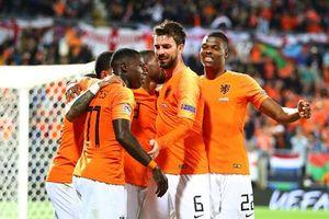 Chùm ảnh: Hà Lan thẳng tiến vào chung kết Nations League