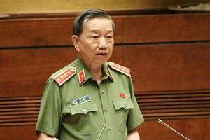 Bộ trưởng Tô Lâm: Bắt 'đại gia' xăng dầu Trịnh Sướng là một quá trình gian nan