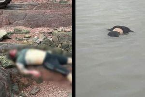Phát hiện 2 thi thể dạt vào 2 xã đảo ở Móng Cái