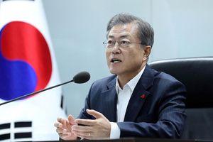 Tổng thống Hàn Quốc có bài phát biểu quan trọng về Triều Tiên ở Na Uy
