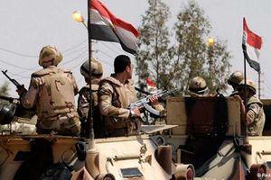 Ai Cập ngăn chặn một cuộc tấn công khủng bố ở Sinai