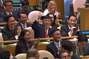 Việt Nam đắc cử Ủy viên không thường trực Hội đồng bảo an với số phiếu cao kỷ lục