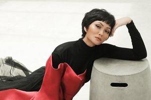 Hoa hậu H'Hen Niê dịu dàng, bay bổng cùng thiết kế của Phương My
