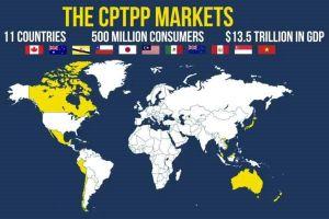 Liệu EU có lên con thuyền CPTPP?