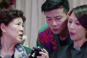 Đại hoa đán TVB bị mẹ chồng chỉ trích ngay trên truyền hình