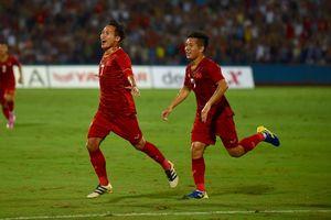 Nhìn lại trận 'thủy chiến' của U23 Việt Nam và U23 Myanmar