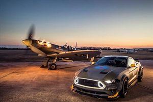 Ford tung phiên bản xe đặc biệt với thiết kế cực 'dị'