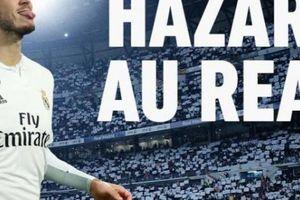 Chuyển tới Real Madrid, Hazard viết tâm thư xúc động gửi Chelsea