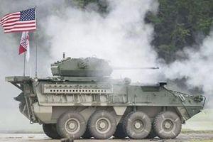 Mỹ nâng cấp hỏa lực xe chiến đấu Stryker