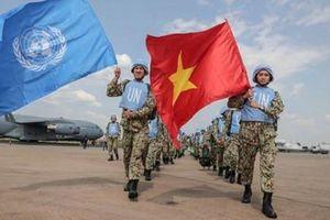 Hình ảnh đẹp về các chiến sĩ 'mũ nồi xanh' Việt Nam