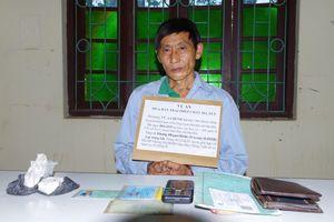 BĐBP Điện Biên: Bắt quả tang đối tượng mua bán chất ma túy