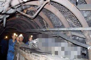 Bục túi nước hầm lò, 2 công nhân khai thác than thương vong