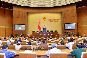 Quốc hội giao Chính phủ quy định danh mục các dự án sử dụng vốn dự phòng trong Kế hoạch đầu tư công trung hạn giai đoạn 2016 – 2020