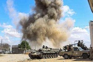 Libya sa lầy trong cuộc chiến một mất một còn