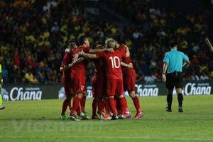 King's Cup 2019: Dừng bước sau loạt sút luân lưu, Việt Nam đứng vị trí thứ 2