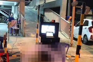 Bình Dương: Thanh niên lao vào chém đứt lìa cánh tay bảo vệ chung cư